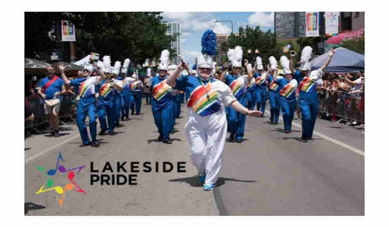 Chicago Pride Parade 2020