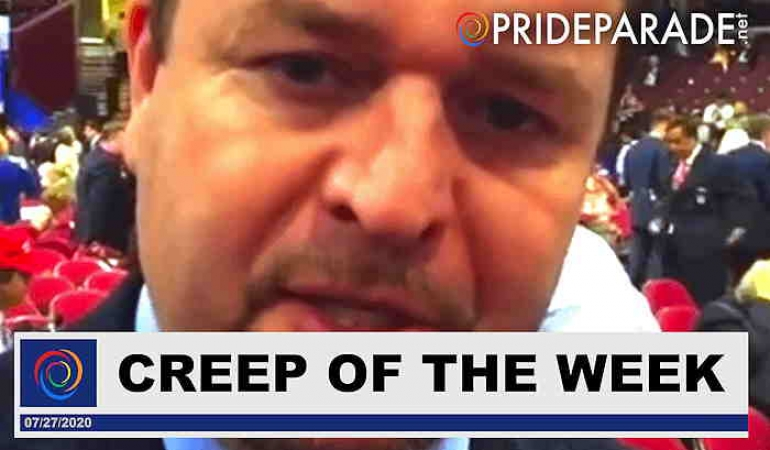 Creep Of The Week: Jason Rapert