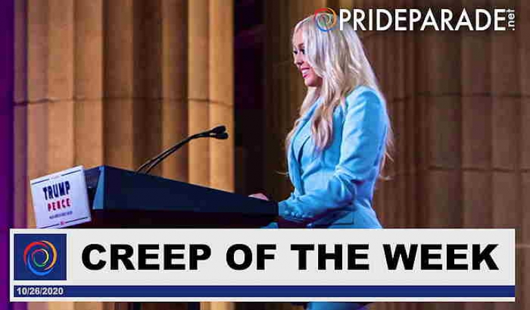 Creep Of The Week: Tiffany Trump