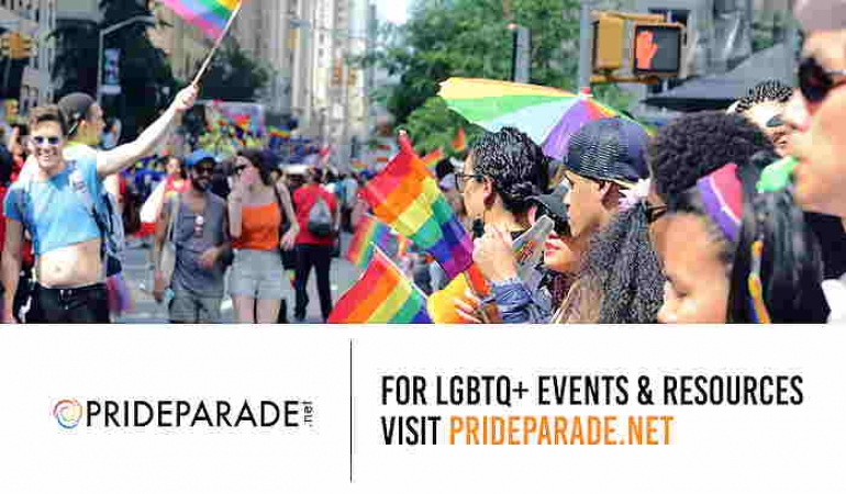 PrideParade.net Commercial On Revry