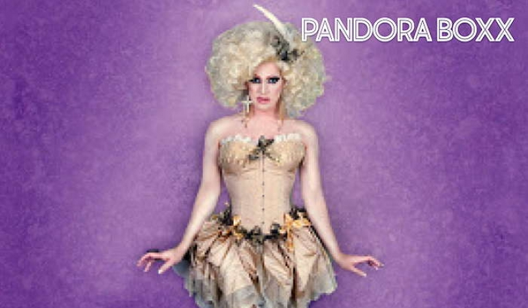 Queen Of The Month: Pandora Boxx
