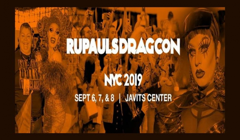 RuPaul's DragCon New York City 2019