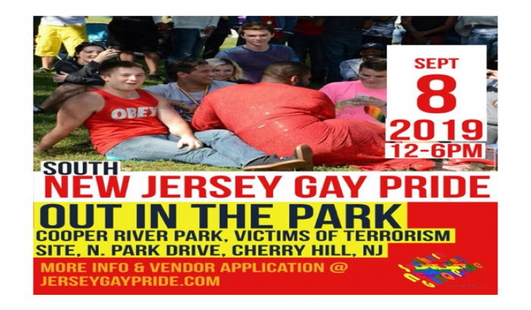 South New Jersey Gay Pride: Out In The Park
