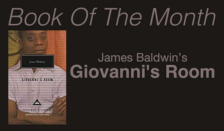 Book Of The Month: Giovanni's Room