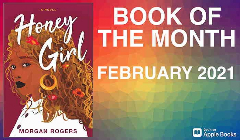 Book Of The Month: Honey Girl