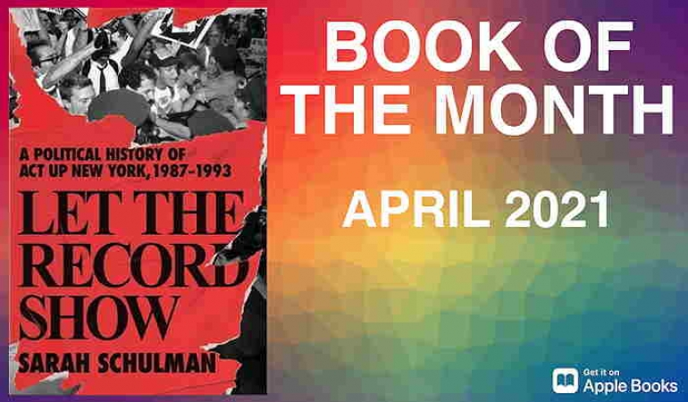 Book Of The Month: Let The Record Show