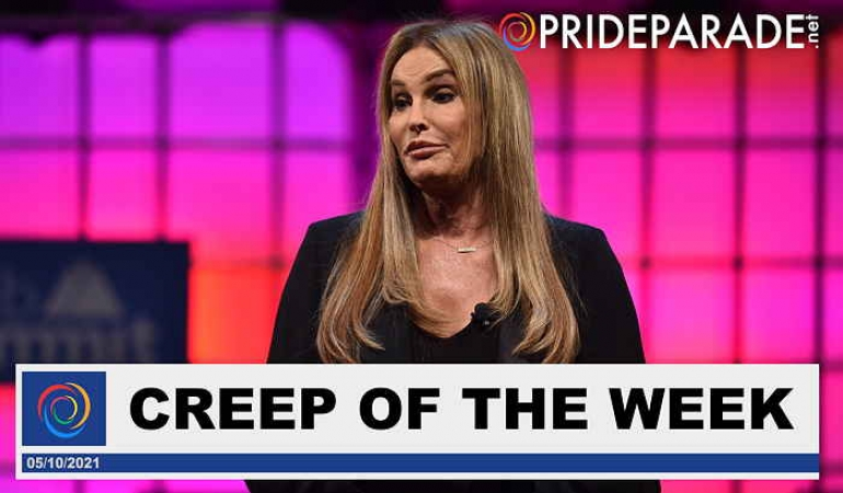 Creep Of The Week: Caitlyn Jenner