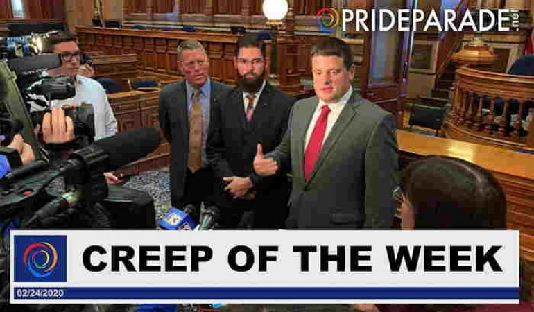 Creep Of The Week: Iowa House Republicans